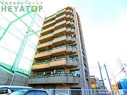 愛知県名古屋市南区松城町1丁目の賃貸マンションの外観