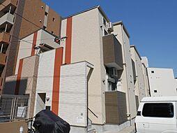 福岡県福岡市博多区東比恵3丁目の賃貸アパートの外観