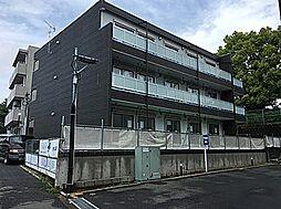 千葉県松戸市八ケ崎8丁目の賃貸アパートの外観