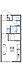 間取り,1K,面積23.18m2,賃料3.7万円,JR東海道・山陽本線 御着駅 バス7分 別所西下車 徒歩5分,JR東海道・山陽本線 ひめじ別所駅 徒歩13分,兵庫県姫路市別所町別所 5丁目77