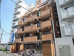 ジュネパレス新松戸第14[4階]の外観