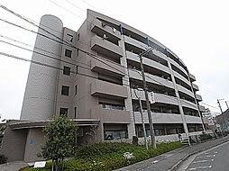 兵庫県姫路市御国野町御着の賃貸マンションの外観
