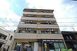ジュネス瓢箪山[3階]の外観