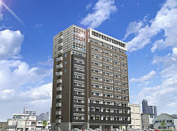 THE SQUARE・Grand Residence[3階]の外観