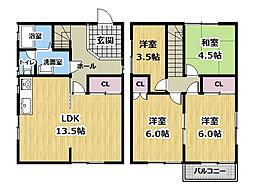 朝霧駅 1,590万円