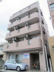 福岡県北九州市小倉北区白銀1丁目の賃貸マンションの外観
