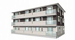 (仮称)奈良市五条畑ハイツ[2階]の外観