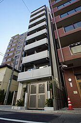プレセダンヒルズ阪東橋[8階]の外観