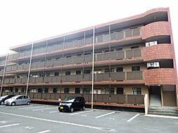 長屋マンション[3階]の外観