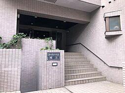 コートハイム横浜[304号室]の外観