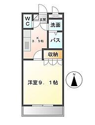 井田川駅 3.5万円