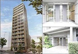 東京都文京区白山5丁目の賃貸マンションの外観