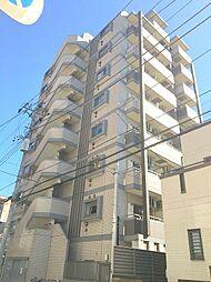 千葉県松戸市日暮2丁目の賃貸マンションの外観