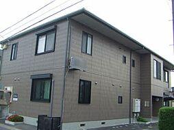 徳島県板野郡北島町太郎八須字新堀の賃貸アパートの外観