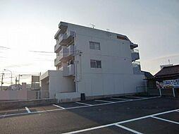 愛知県清須市西田中長堀の賃貸マンションの外観