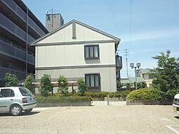 メゾンモンハイム南[105号室]の外観