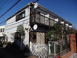 島田ハイツ[1階]の外観