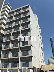 シャトー鶴舞[8階]の外観