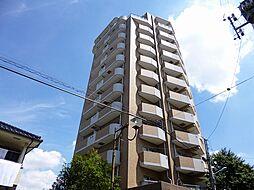 エイトカウンティービュー[3階]の外観
