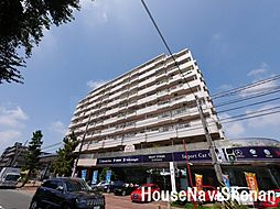 サンプラザ湘南[9階]の外観