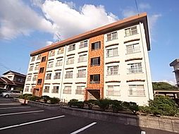 森田第三マンション[4階]の外観