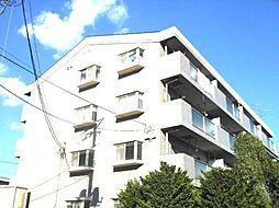 第二ベルハイツ[1階]の外観