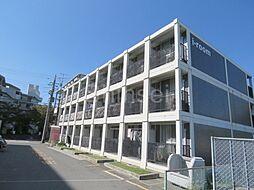 大阪府大阪狭山市狭山1丁目の賃貸アパートの外観