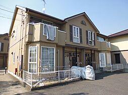 岡山県倉敷市連島中央2の賃貸アパートの外観