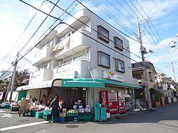 笹屋マンション[302号室]の外観