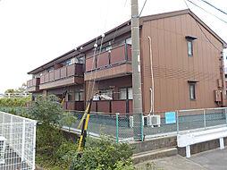 静岡県浜松市南区瓜内町の賃貸アパートの外観