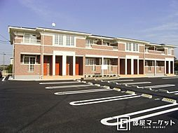 名鉄西尾線 吉良吉田駅 4.4kmの賃貸アパート