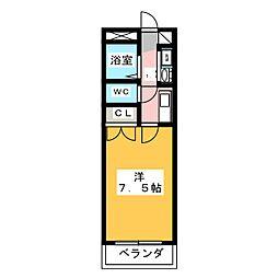 DAIA21[1階]の間取り