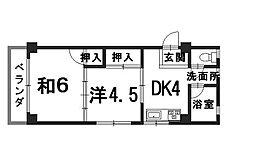 南区役所前駅 4.2万円