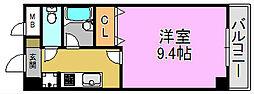 プレジデント21[6階]の間取り