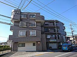 東京都国分寺市光町2丁目の賃貸マンションの外観