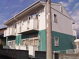 ニューシティ市川[201号室]の外観