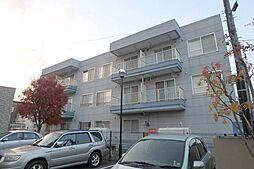 北海道札幌市東区北三十一条東17丁目の賃貸マンションの外観