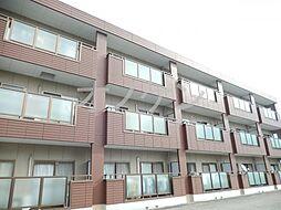 ドミール加佐[2階]の外観