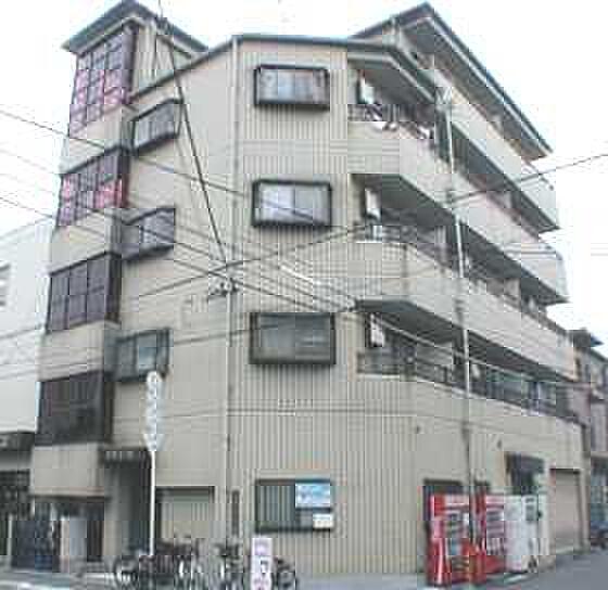 浅井コーポ[4階]の外観