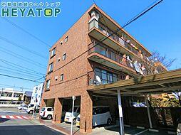 愛知県名古屋市南区鳥栖2丁目の賃貸マンションの外観
