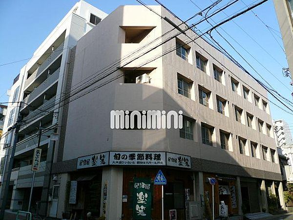 名豊第1ビル 4階の賃貸【愛知県 / 名古屋市中区】