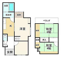 墨染駅 3,150万円