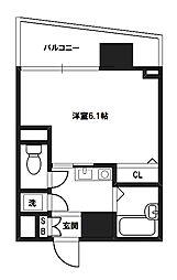 CityLife(シティライフ)新大阪[8階]の間取り