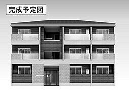 花野井アパート1[101号室]の外観