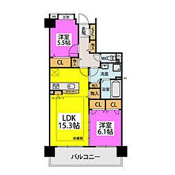 久留米駅 8.9万円