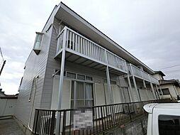千葉県市原市国分寺台中央3丁目の賃貸アパートの外観
