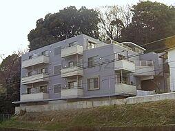 兵庫県宝塚市千種2丁目の賃貸マンションの外観