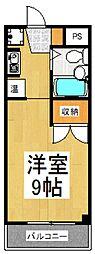 アーバンハイム小平[1階]の間取り
