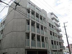 北海道札幌市中央区南四条西9の賃貸マンションの外観