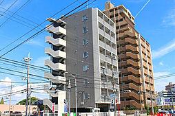 兵庫県明石市小久保町1丁目の賃貸マンションの外観